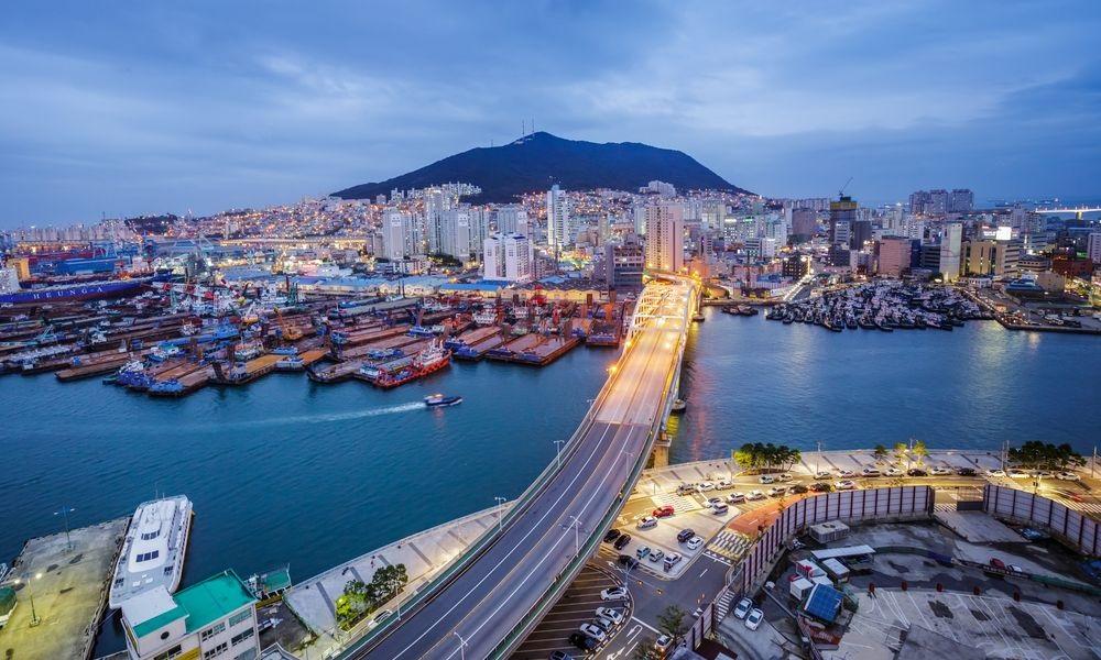 Xe riêng đưa đón giữa sân bay Gimhae và Busan