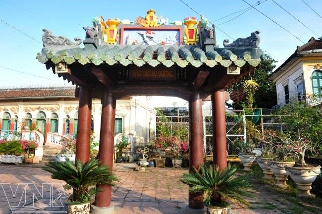 Nhà cổ Bình Thủy, Cần Thơ