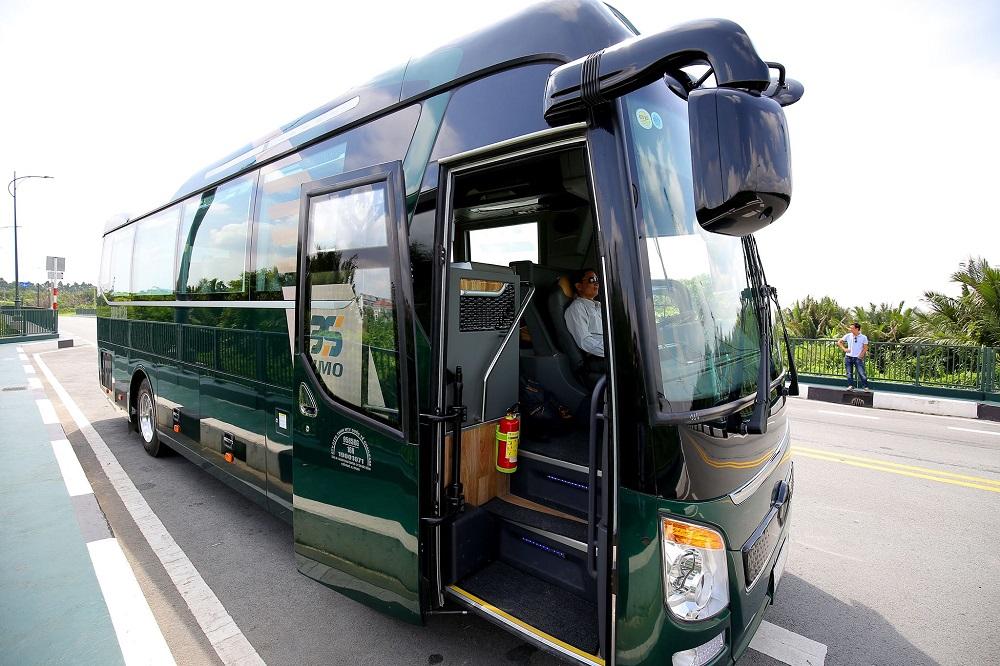 Đặt vé xe 3S Limo Sài Gòn - Mũi Né