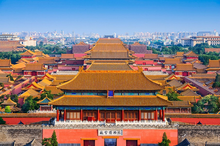 Vui hè bất tận - Du lịch Thượng Hải, Bắc Kinh 5N4Đ