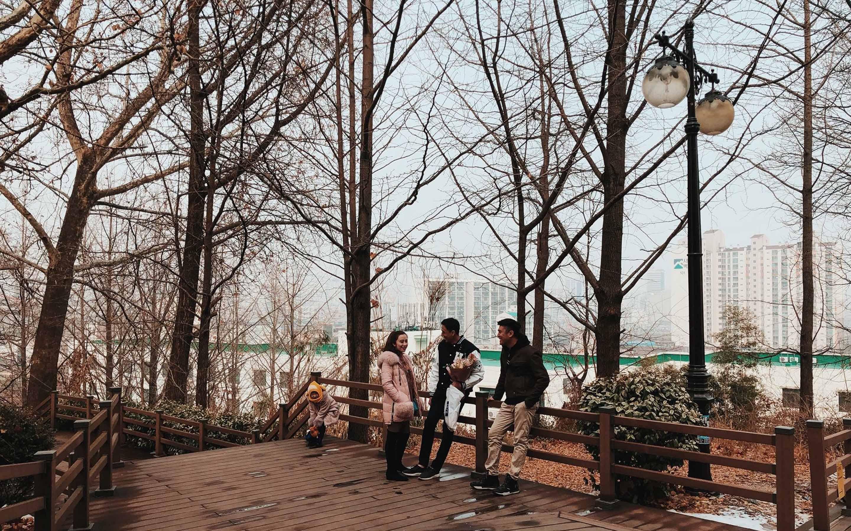 Hàn Quốc vào mùa đông