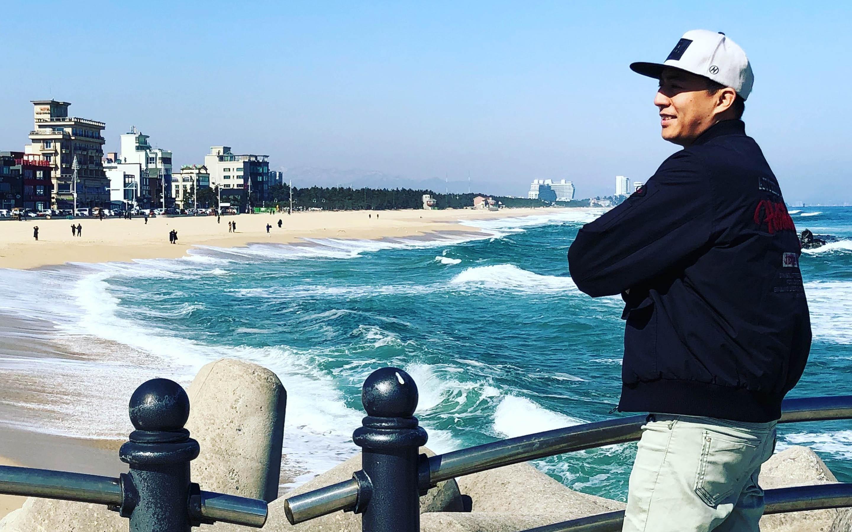 Bãi biển Gangneung