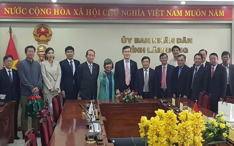 Ủy ban nhân dân tỉnh Lâm Đồng
