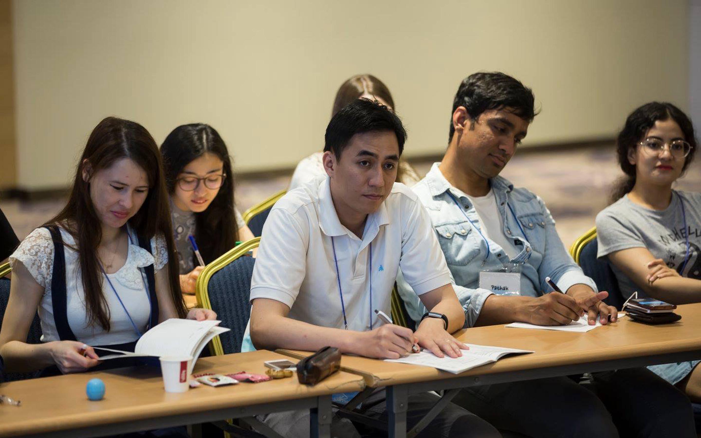 Lễ trao học bổng toàn cầu của Samsung tại Hàn Quốc