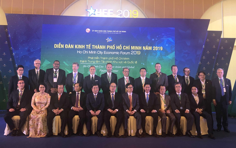 Diễn đành kinh tế thành phố Hồ Chí Minh 2019