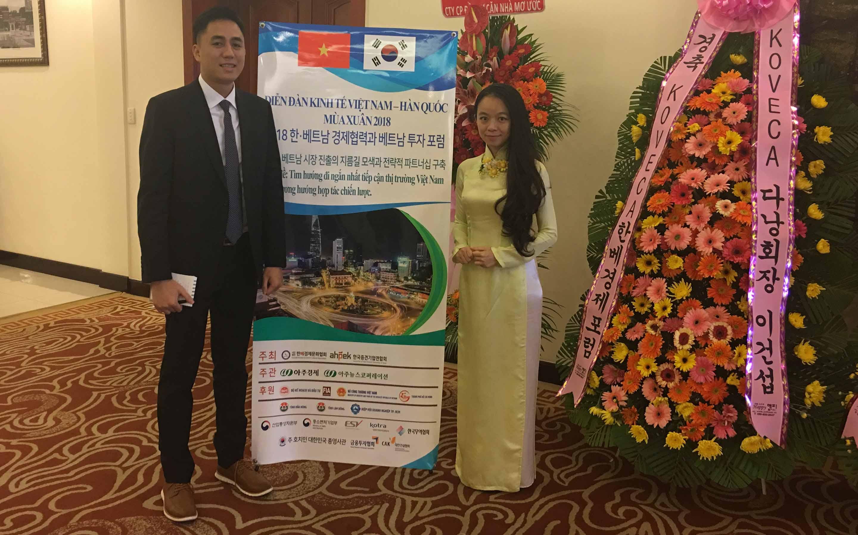 Diễn đàn kinh tế Việt Nam - Hàn Quốc 2018