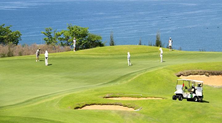 Dịch vụ tổ chức giải Golf kết hợp sự kiện Gala Dinner