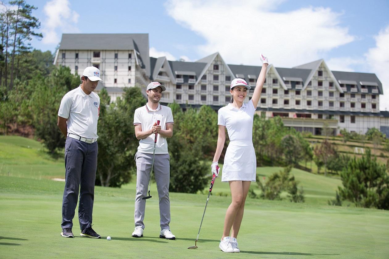 Sân golf Sam Tuyền Lâm