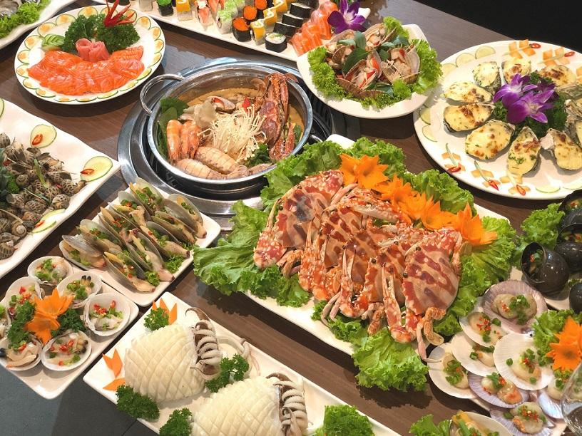 Buffet Chef Dzung Hà Nội