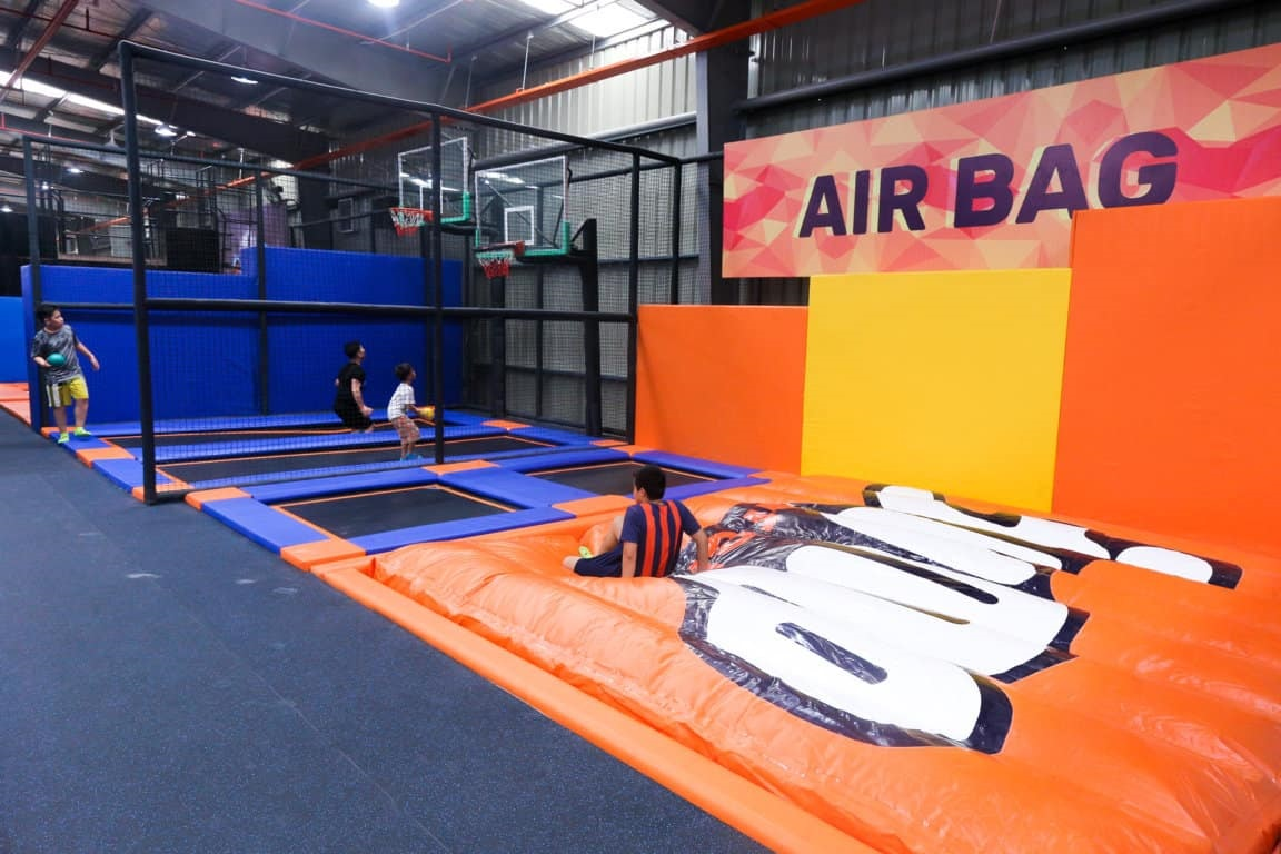 Jump Arena Hà Nội
