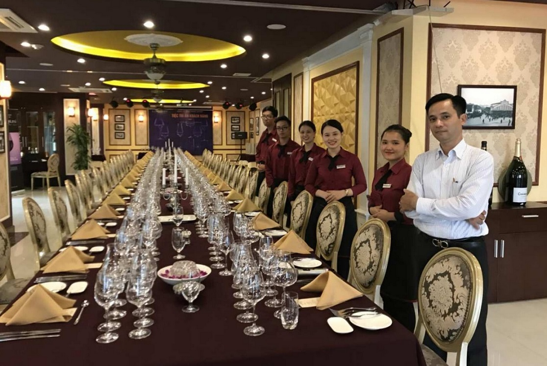 Thưởng thức ẩm thực Pháp tại Maison Vie Hà Nội