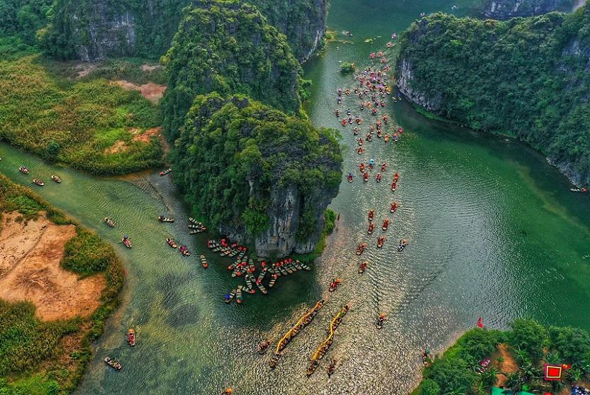 Tour Bái Đính - Tràng An từ Hà Nội