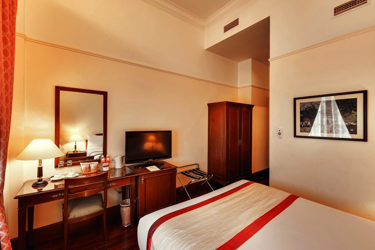 Combo 3N2Đ tại khách sạn Du Parc Đà Lạt 4 sao