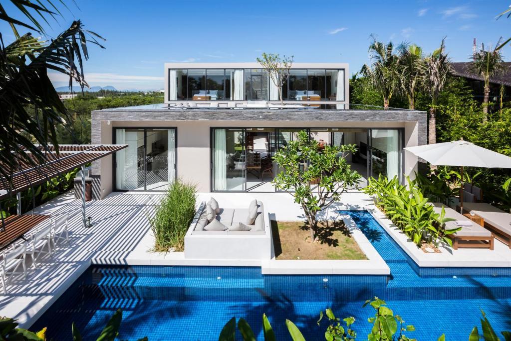 Three Bedrooms Garden Villa Premier