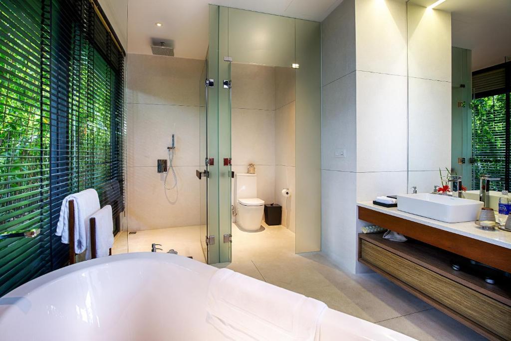 Three Bedrooms Garden Villa