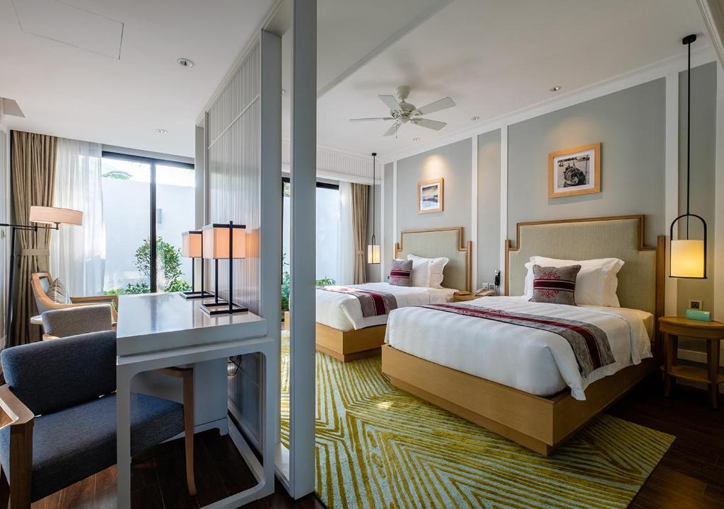 3-Bedroom Villa Ocean View (BB)