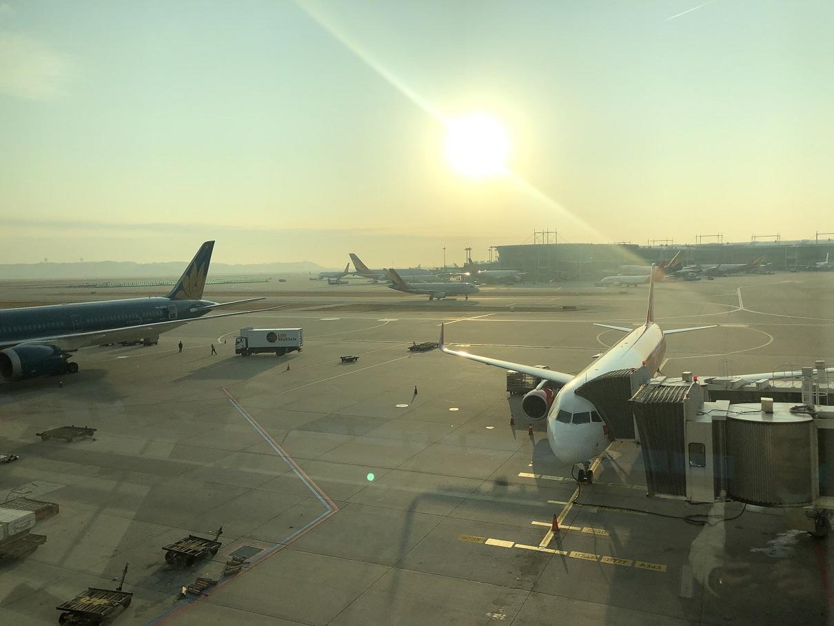 Xe đưa đón sân bay Incheon - Seoul