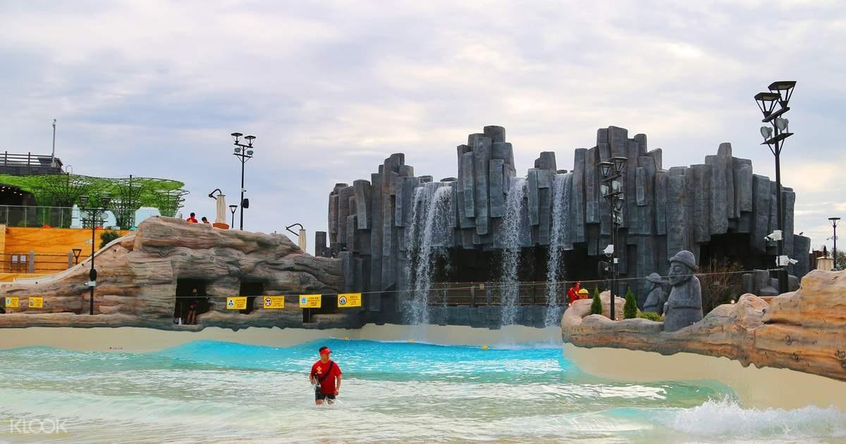Công viên nước Shinhwa jeju