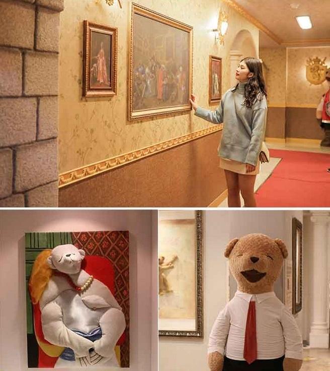 Bảo Tàng Gấu Teddy Jeju