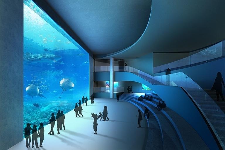 Thuỷ cung Ilsan Aqua Planet