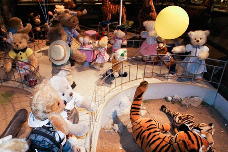 Bảo tàng gấu Teddy Bear Museum Seoul