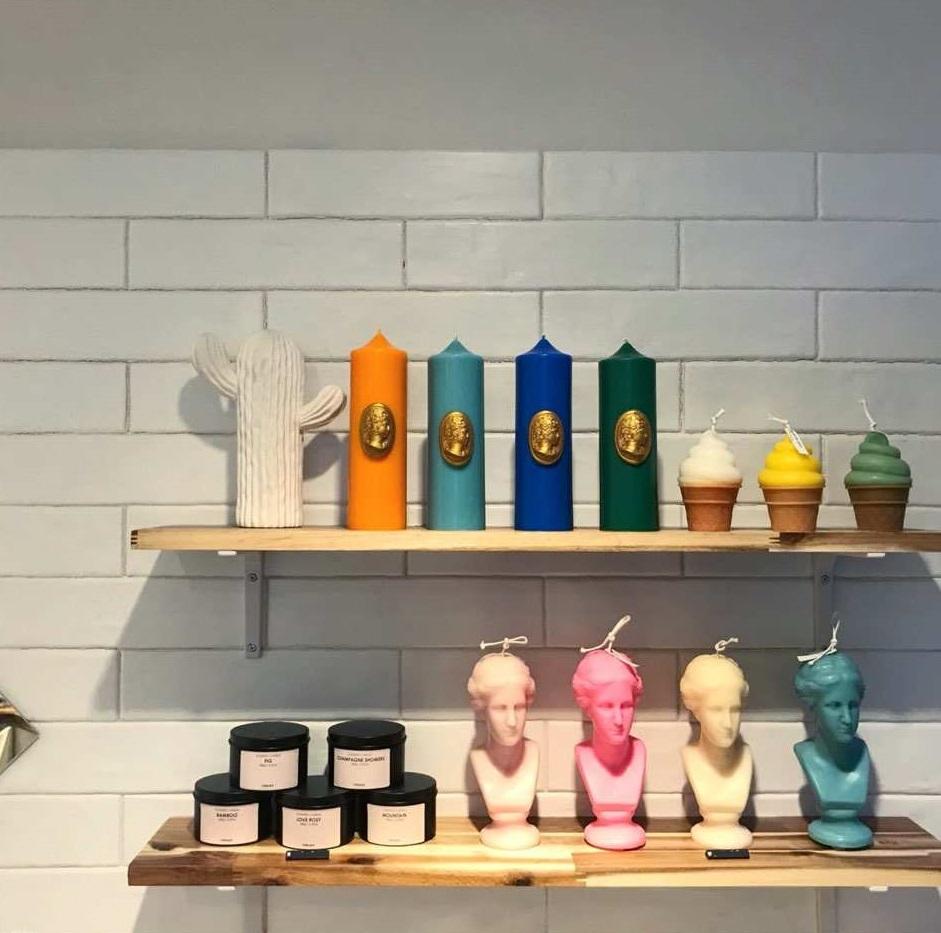 Trải nghiệm làm nước hoa tại Haeundae, Busan