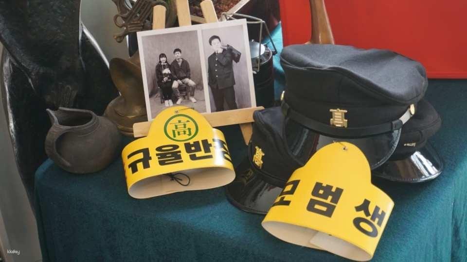 Chụp ảnh phong cách retro tại Gyeongju