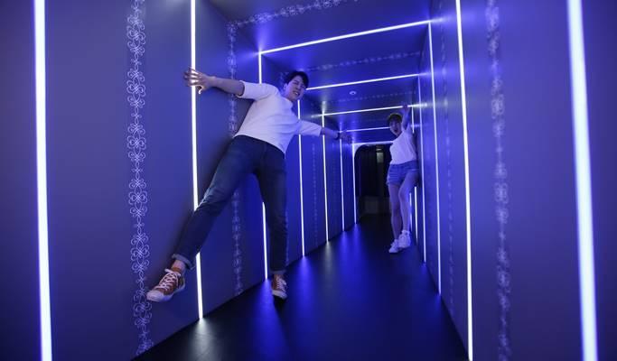Seoul 4D Alive Museum Và Dynamic Maze