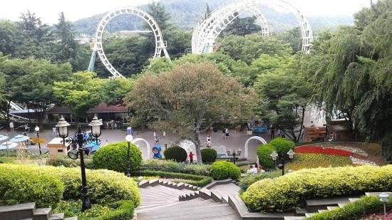 Công viên E-World, 83 Tower tại Daegu