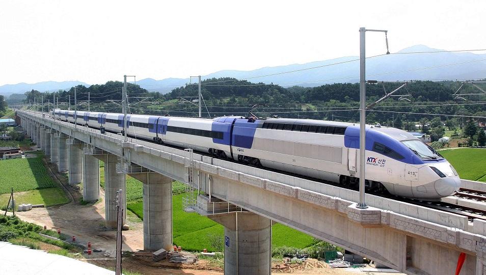Korail Pass - Thẻ tàu Hàn Quốc