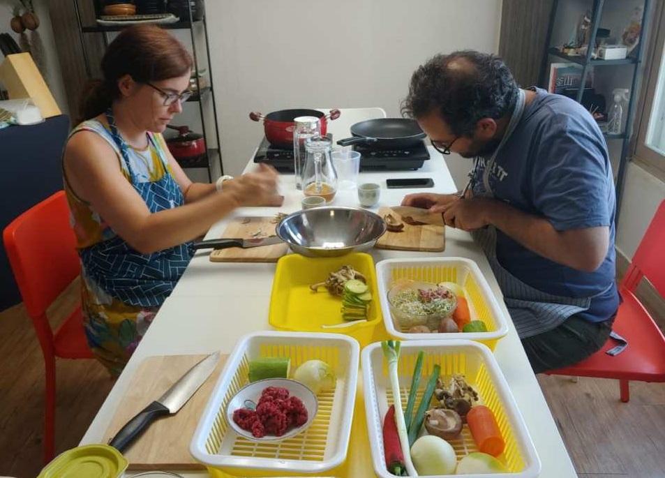 Lớp học nấu món Hàn cơ bản Junotrip, Busan
