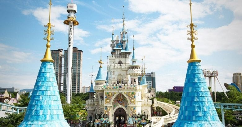 Công viên giải trí Seoul Lotte World