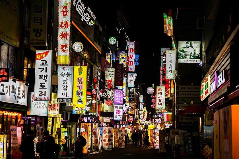 Trải nghiệm Pub Crawl và BBQ tại Seoul