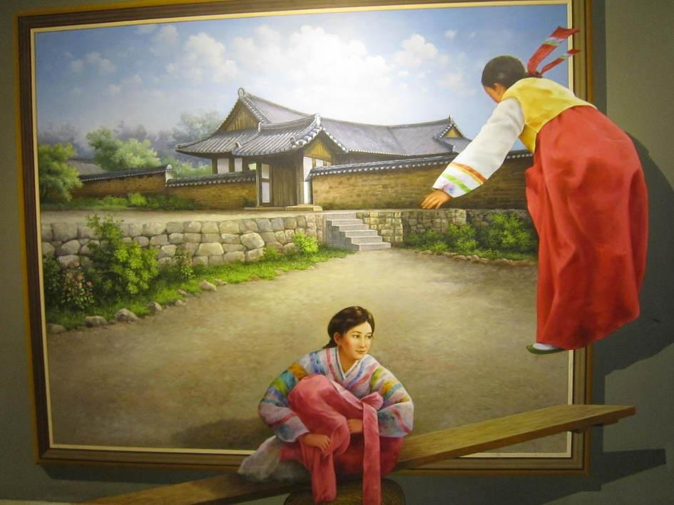 Bảo tàng Trick Eye Museum, Seoul