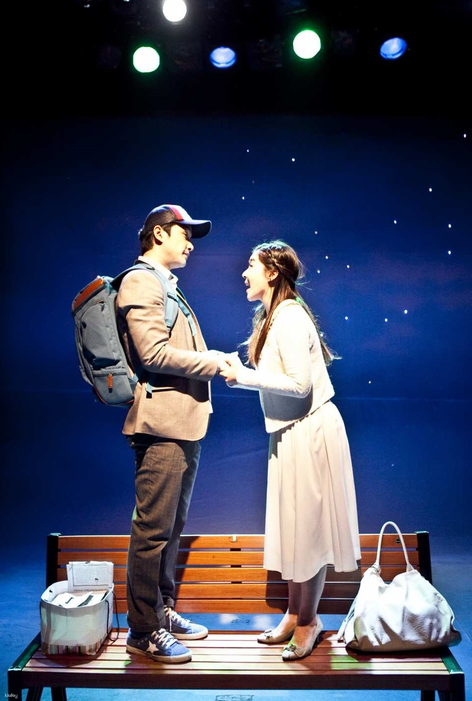 Biểu diễn nhạc kịch Only You tại Seoul