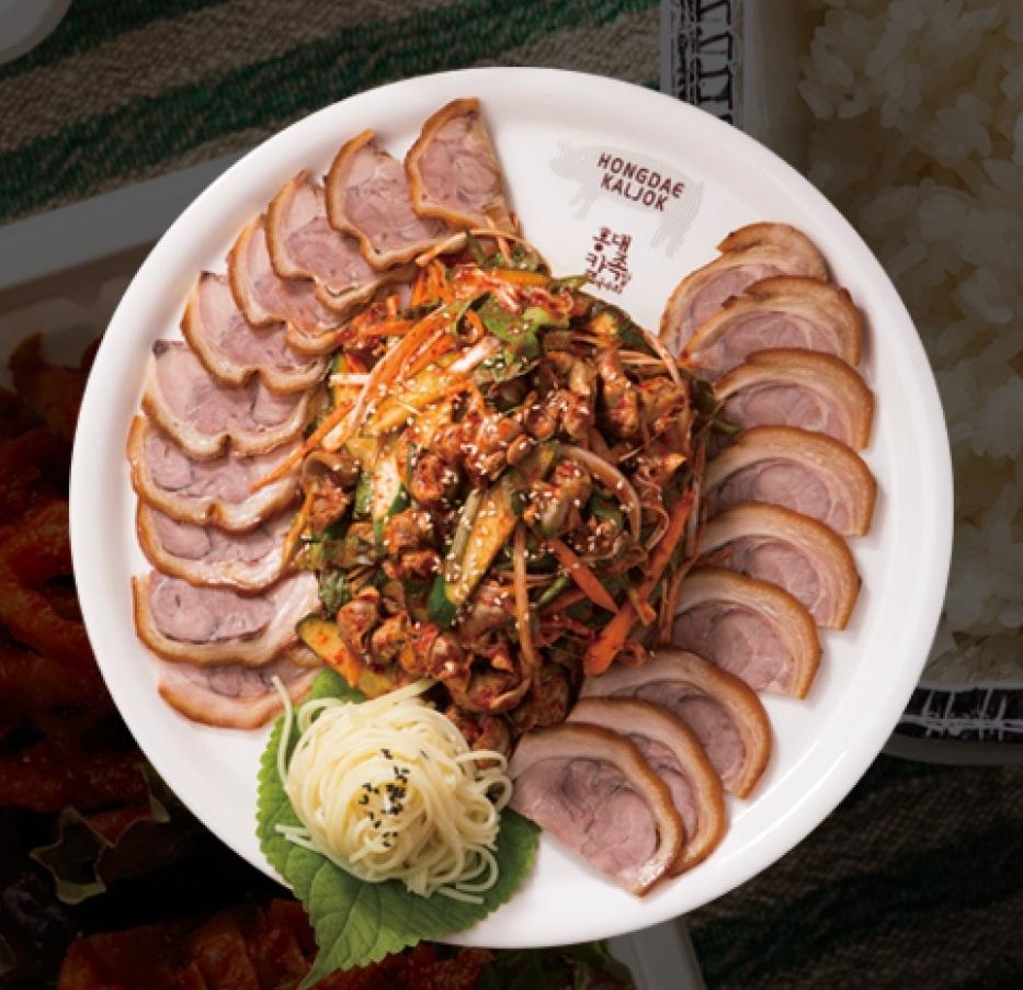 Nhà hàng Hongdae Kaljok chi nhánh Seomyeon, Busan