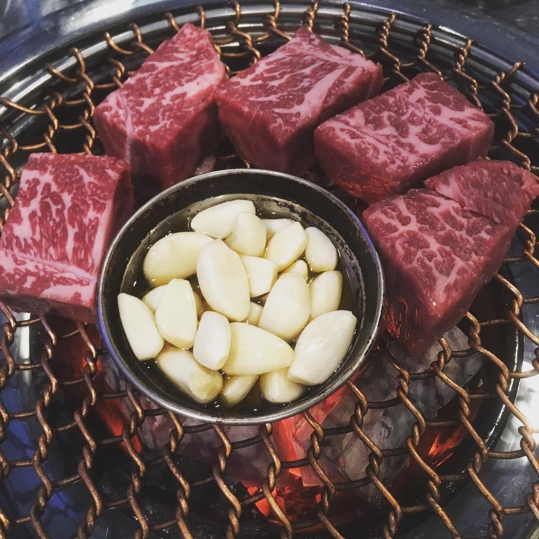 Nhà hàng Park's BBQ, Seoul