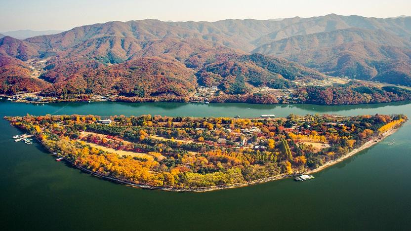 Xe riêng tham quan Seoul và Gangwon