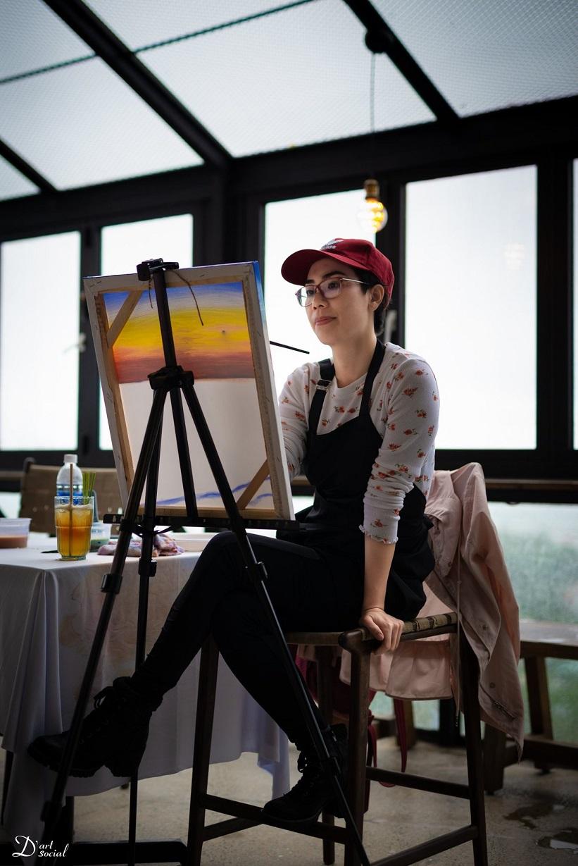 Lớp học vẽ D'Art Social