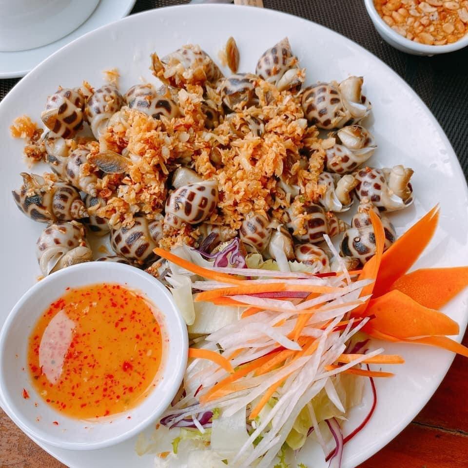Nhà hàng Xin Chào Phú Quốc