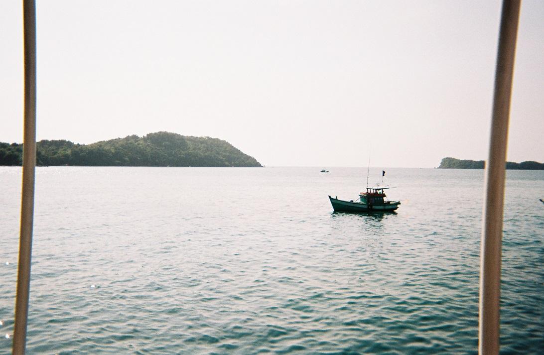 Tour 4 đảo bằng Cano và cáp treo Hòn Thơm tại Phú Quốc