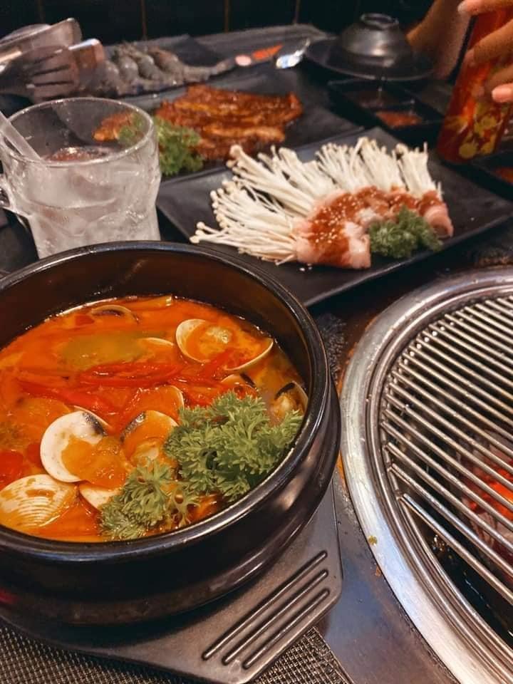 Khu vườn trên mây garden BBQ - Sky Garden Phú Quốc