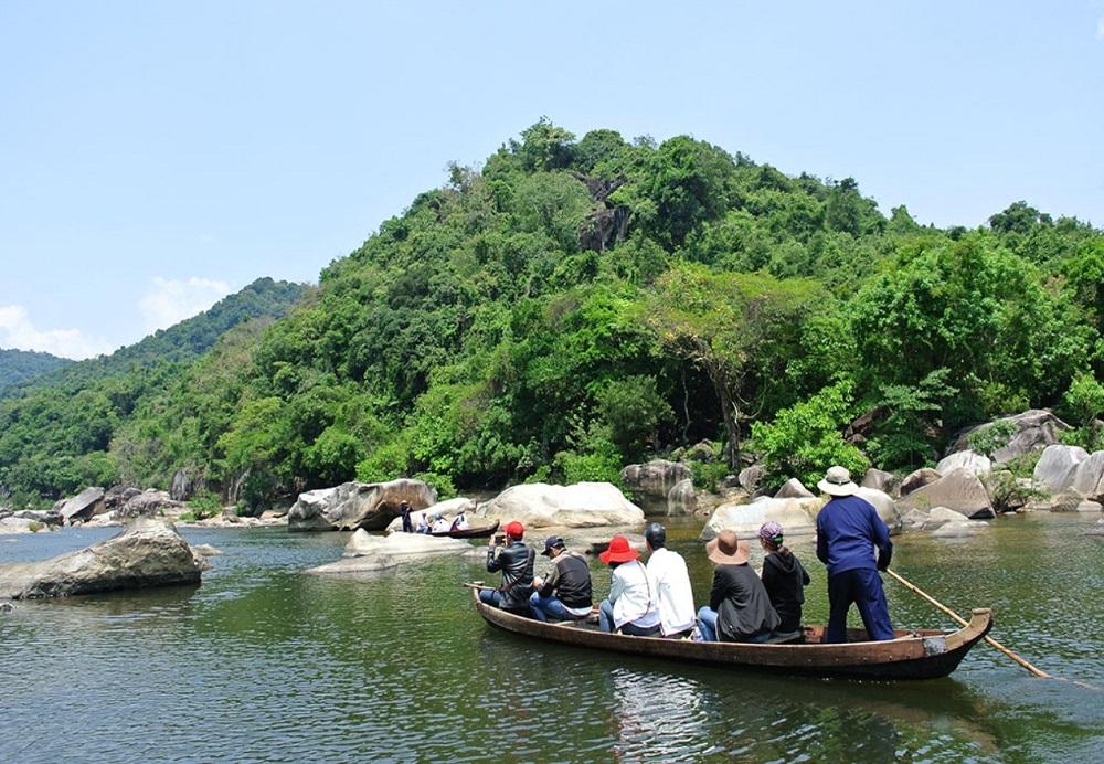 Khu du lịch sinh thái Hầm Hô, Bình Định