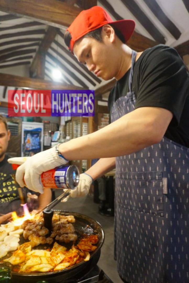Khám phá Seoul về đêm, thử BBQ và Pub Crawl Hàn Quốc