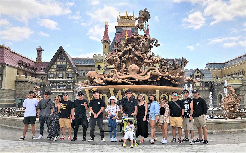 Children Of Company Trip 2021